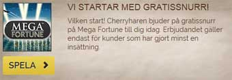Cherry Casino påsksaga