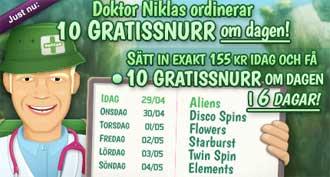 Doktor Niklas 6 dagars kur