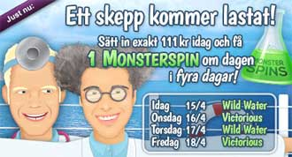 Doktor Niklas monsterspins