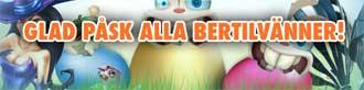 Glad Påsk önskar Bertil