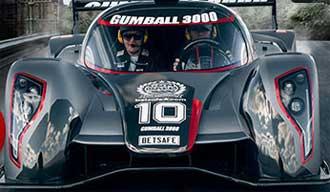 Gumball 3000 bil