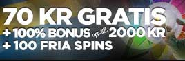 70 kr gratis Next Casino