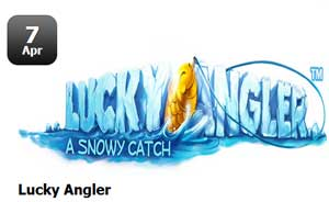 Lucky Angler 7 april