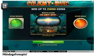 PlayHippo Silent Run