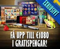 Sverigeautomaten Cash giveaway