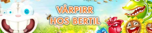 Bertils vårpirr