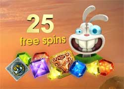 CasinoFloor 25 spins
