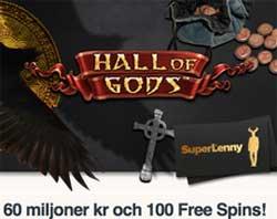 Hall of Gods - SuperLenny