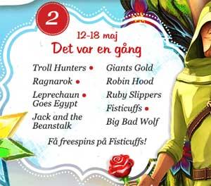 Marias Slotsfestival 12 maj