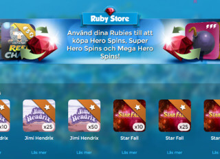 casino heroes rubies