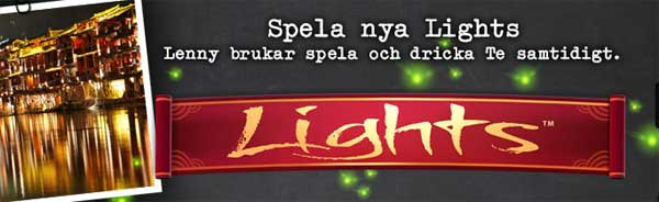 Lights hos SuperLenny