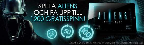 Sverigeautomaten Aliens