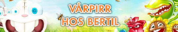 Vårpirr hos Bertil