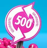 500 gratisspel hos Vera & John