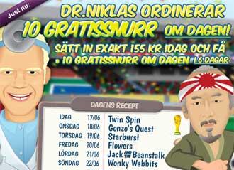 Dr Niklas 17 juni