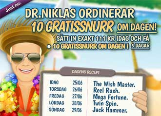 Dr Niklas 25 juni 2014