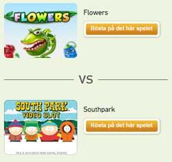 Flowers vs South Park