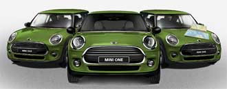 Mini One bil