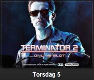 Terminator 2 hos Unibet