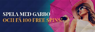 100 gratissnurr Garbo
