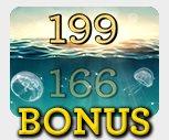 199 166 bonus