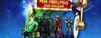 Freespins festival