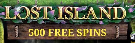 Lost Island freespins