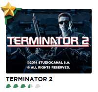 Terminator 2 hos Mr Green