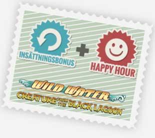 Thrills Happy Hours insättningsbonus