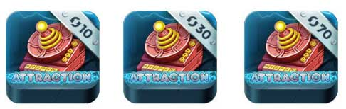 CasinoSaga Attraction spins
