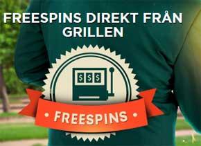 Freespins från grillen
