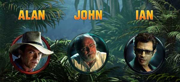 Jurassic Park utmärkelser