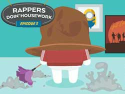 Rappers Housework 5