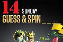 14 september guess & spin