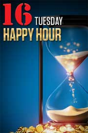 16 september Happy Hour