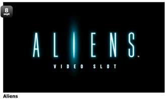 Aliens 8 september