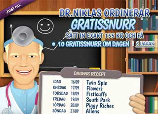 Dr Niklas 16 september