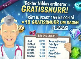 Dr Niklas hos MamaMia