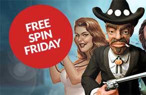 Free spin fredag