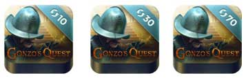 Gonzos Quest spins