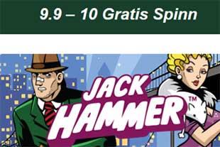 Jack Hammer 9 september