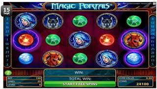 Magic Portals 15 september