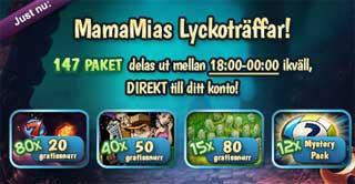 MamaMias lyckoträffar 4 september
