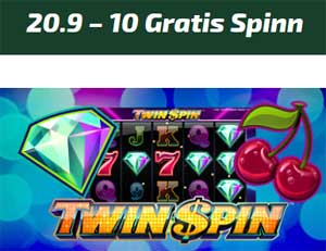 Mobilbet Twin Spin