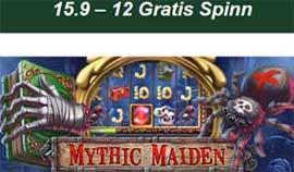 Mythic Maiden 15 september