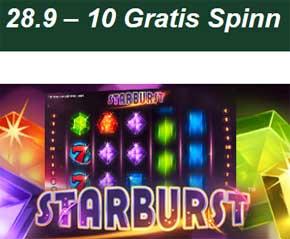 Starburst 28/9