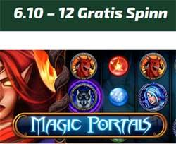 6 oktober Magic Portals