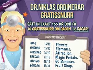 Dr Niklas 14 oktober 2014