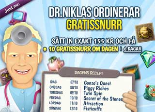 Doktor Niklas 7 oktober