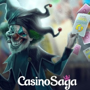 Evil Clown CasinoSaga